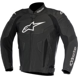 Alpinestars Mens GP Plus R V2 Airflow Perforated Leather Sport Riding Jacket Black