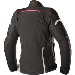 Alpinestars Womens Stella Hyper Drystar Armored Jacket Black