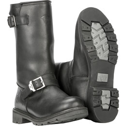 Highway 21 Mens Primary Engineer Leather Boots