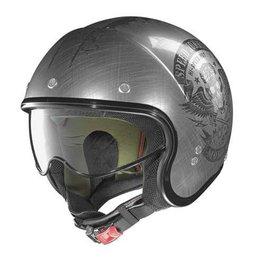 Nolan N21 N-21 Speed Junkie Helmet Grey