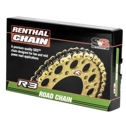 Renthal R3-3 520 Road SRS Ring Chain 110-Link C426 Unpainted