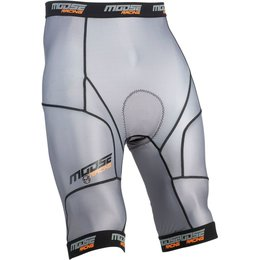 Moose Racing Mens XC1 Base Compression Shorts