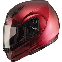 GMAX 04 -04 Modular Helmet Red