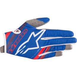 Alpinestars Mens Radar Gloves Blue
