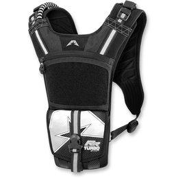 Black American Kargo Turbo Rr 2.0 Liter Hydration Pack Backpack 2014