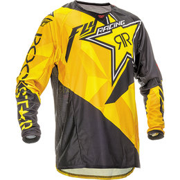 Fly Racing Mens Kinetic Rockstar Jersey