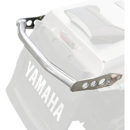Skinz Custom ChomAlloy Rear Bumper For Yamaha Aluminum YNRB650-GL Silver