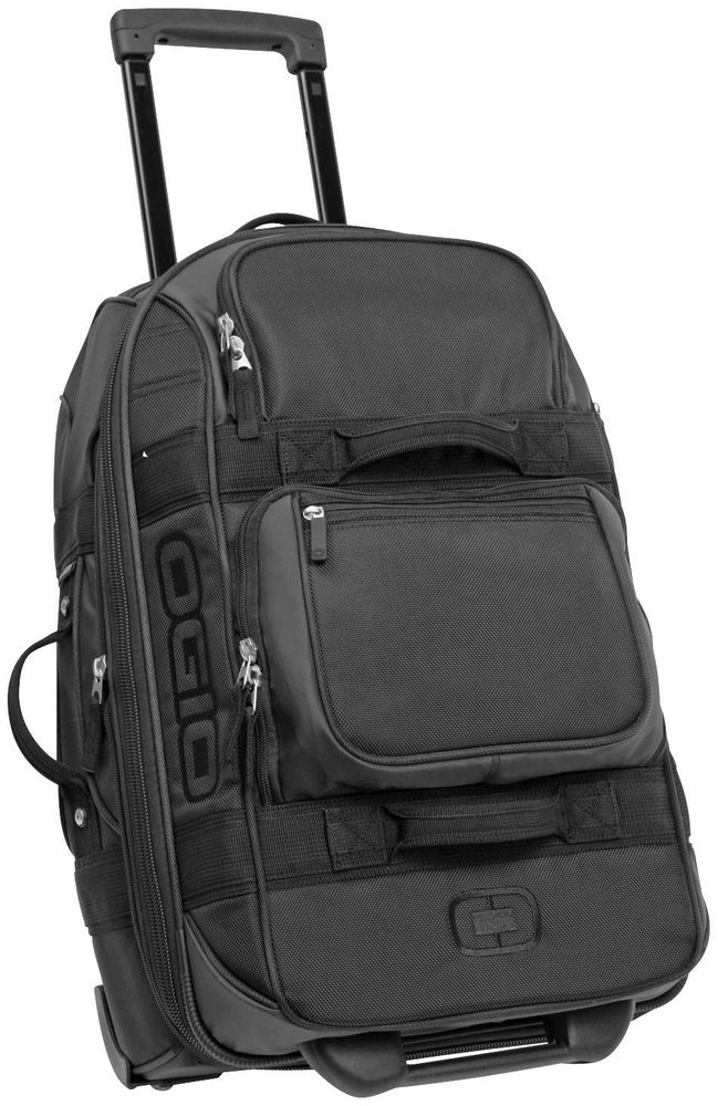 $127.80 Ogio Layover Wheeled Carry On Travel Gear Bag #198977