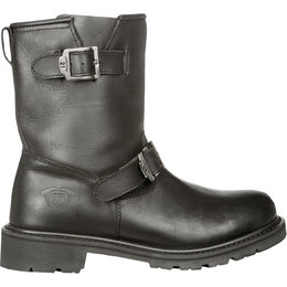 Highway 21 Mens Primary Low Engineer Leather Boots