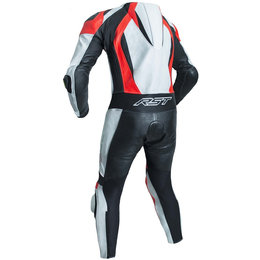 RST Mens CPXC II CE Approved 1 Piece Armored Leather Suit White