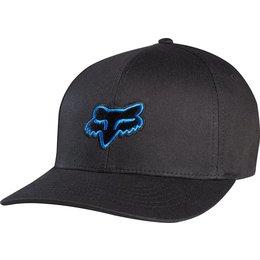 Fox Racing Mens Legacy Flexfit Hat Black