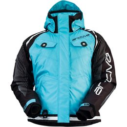 Arctiva Womens Gem Insulated Snowmobile Jacket Blue