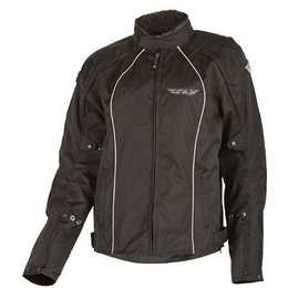 Black Fly Racing Womens Georgia Jacket Us 5-6