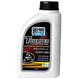Bel-Ray Lubricants Thumper Racing Synthetic Ester Blend 4T Engine Oil 10W-40 1 L