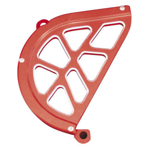 ModQuad Front Chain Guard Red Anodized CG1-RRD