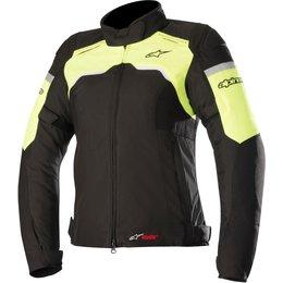 Alpinestars Womens Stella Hyper Drystar Armored Jacket Black