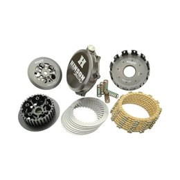 Hinson Complete Billetproof Conventional Clutch Kit Aluminum For Honda CRF250