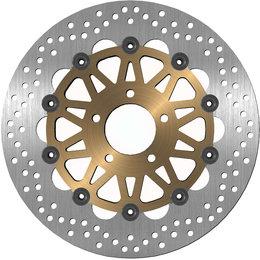 Bikemaster Front Brake Rotor For Suzuki GSXR750 GSXR1100 124 Unpainted