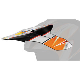 Orange Arai Replacement Visor For Vx-pro3 Akira Helmet