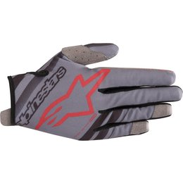 Alpinestars Mens Radar Gloves Grey