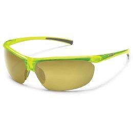 Neon Yellow/golden Mirror Suncloud Mens Zephyr Sunglasses W Polarized Lens 2014 Neon Yellow Golden Mirror