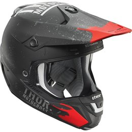 Thor Verge Objectiv Helmet Black