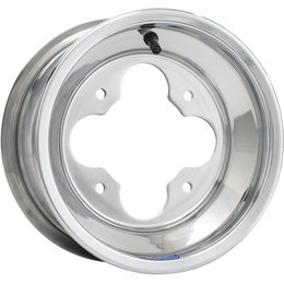 Douglas Wheel ATV A5 10X10 5N+5N Offset 4/110 BP Polished A506-55 Unpainted