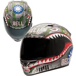 Flying Tiger Bell Powersports Vortex Full Face Helmet