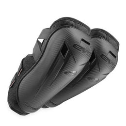 EVS Youth Option Elbow Guards Pair Black