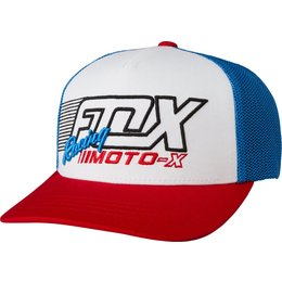 4ecb41249f6 Fox Racing Youth Boys Flection 110 Snapback Adjustable Hat