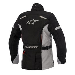 Black Alpinestars Womens Stella Bogota Drystar Textile Jacket 2015