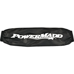 Powermadd 3 Inch X 11 Inch Snowmobile Shock Cover Black Universal 64263 Black