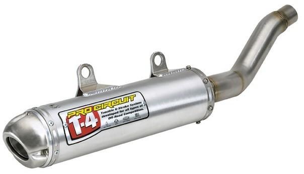 29637 Pro Circuit T4 Muffler For Yamaha Big Bear 350 201009