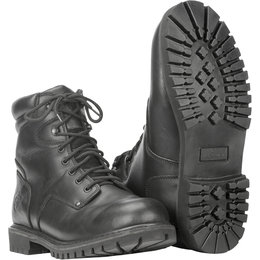 Highway 21 Mens RPM Lace Up Leather Boots