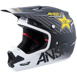 Answer Evolve 3 Rockstar Helmet Black