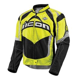 Yellow Icon Contra Textile Mil-spec Jacket