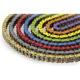 Gold Ek Chain 520 Srx Quadra O-ring Chain-82 Links