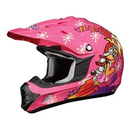 Rocket Girl Afx Girls Fx-17y Fx17y Helmet