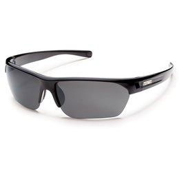 Black/grey Suncloud Womens Detour Sunglasses With Polarized Lens 2014 Black Grey