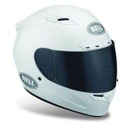 White Bell Powersports Vortex Torn Full Face Helmet