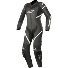 Alpinestars Womens Stella Kira 1-Piece Leather Suit Black