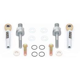Burly Shock Lowering Kit Rear Standard 1 Inch For HD FLST FXST 00-13