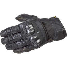 Scorpion SGS MKII Mens Sport Performance Leather Gloves Black