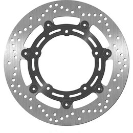 Bikemaster Front Brake Rotor For Yamaha FZ09 YZF R3 YZF R6 YZF R6S 165 Unpainted