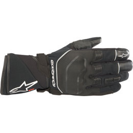 Alpinestars Mens Andes Touring Outdry Textile Gloves Black