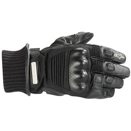 Black Alpinestars Arctic Drystar Gloves 2010