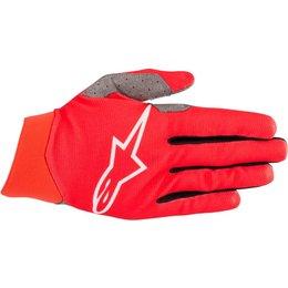 Alpinestars Mens Dune Gloves Red