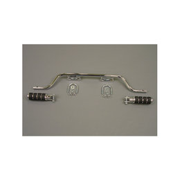 MC Enterprises Standard Hi-Way Bars W/Allgator Footpegs Chr Hon Magna V45/Deluxe