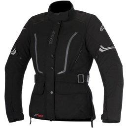 Alpinestars Womens Stella Vence Drystar Armored Textile Jacket Black
