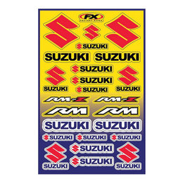 N/a Factory Effex Graphic Kit Generic For Suzuki All